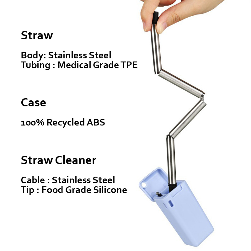 Last Straw - Plastic Straw Alternative