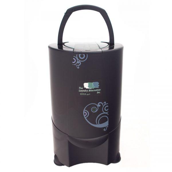 Nina Soft Spin Dryer Laundry Alternative Black