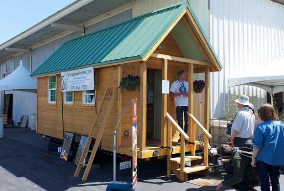 Tiny house by Jon Callas