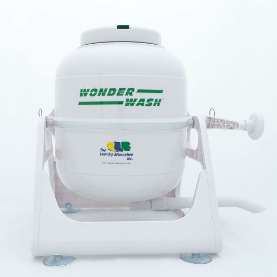 Wonder Wash Laundry Alternative