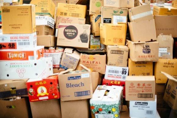 cardboard box 3 think
