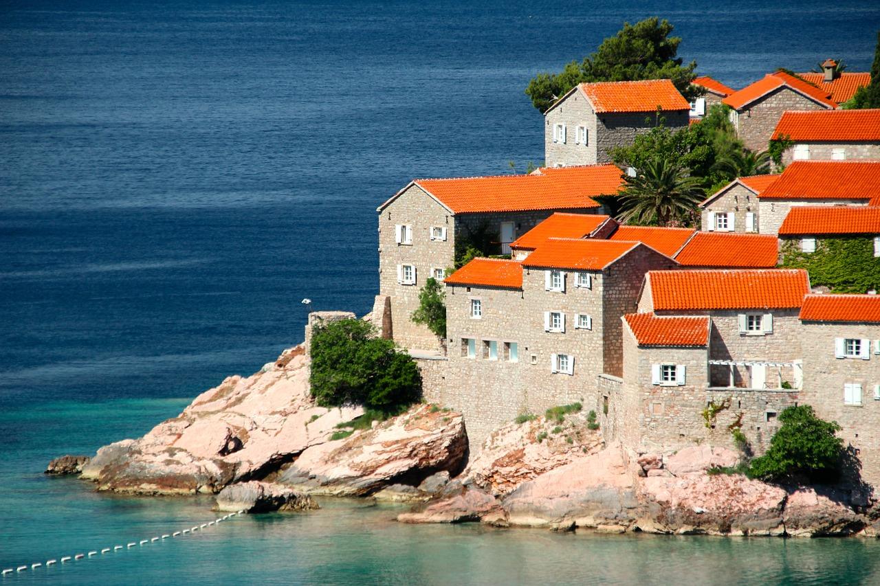 gorgeous Montenegro