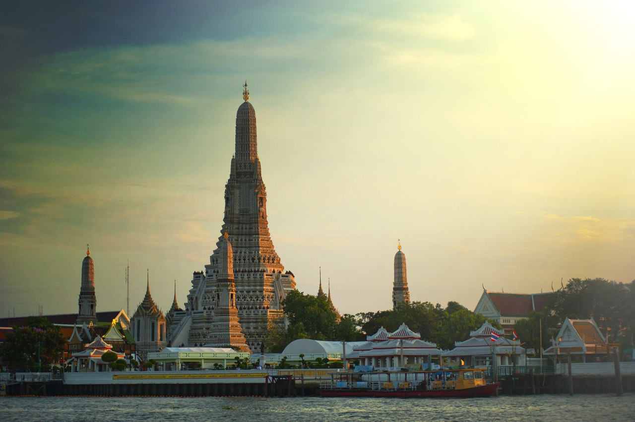 Beautiful and dog-friendly Bangkok