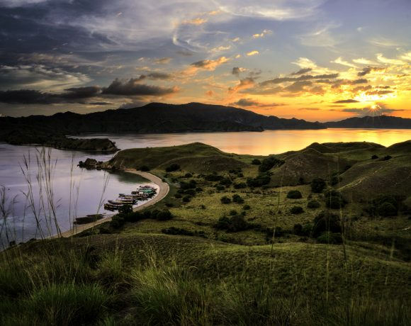 Fire In Gili Lawa, Komodo National Park, Should Have Not Happened