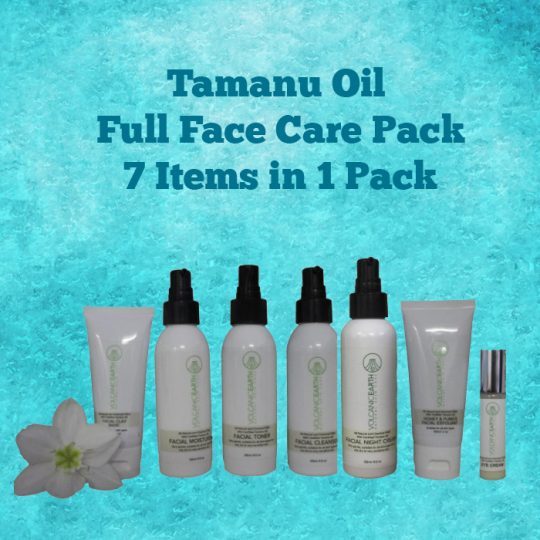 Tamanu Oil Full Facial Care Pack