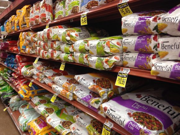 future pet food packaging may follow Only Natural Pet's steps and get eco-friendlier plastic packaging animals