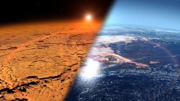 Mars_landscape_dry_wet (Wikimedia Commons)