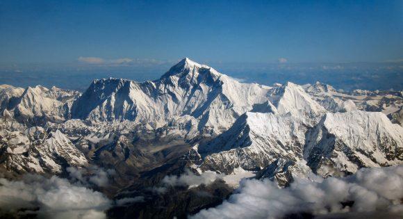 Mount Everest (Wikimedia Commons)