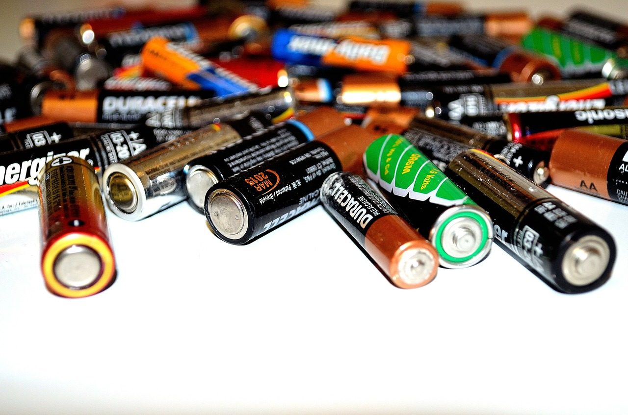 conventional batteries are quite damaging to planet Earth