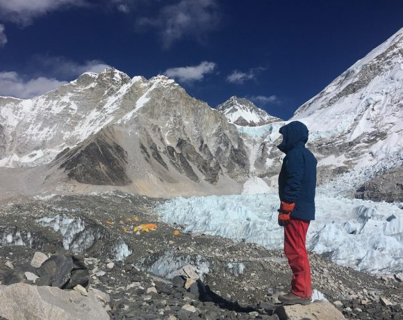 The Amazing Yet Dirty Mount Everest