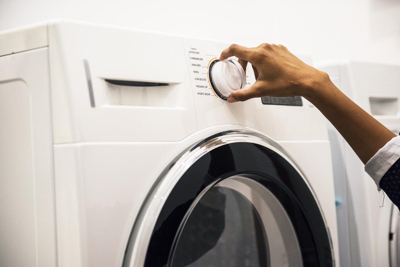 don't wash plastic-based clothing too often