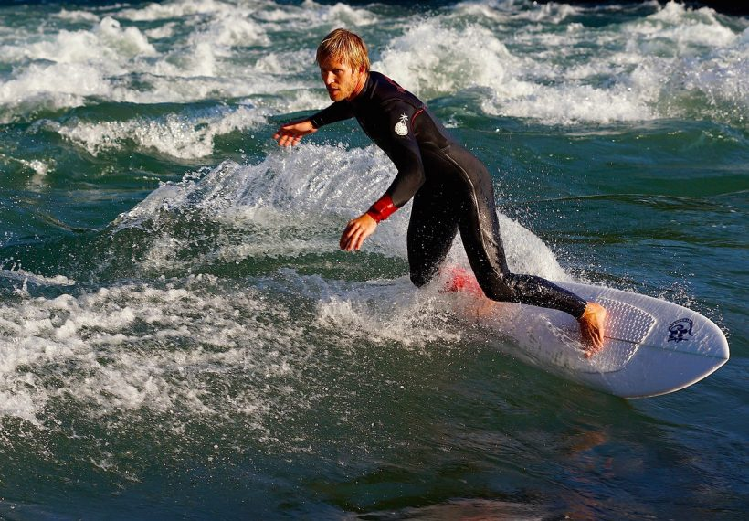 Surfing at The Beach is Too Mainstream; Do it in These 9 Rivers Instead