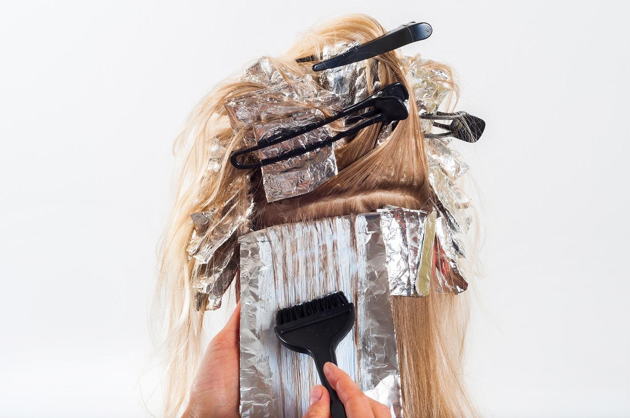 foil for hair