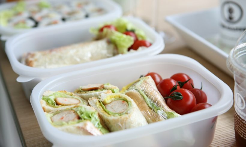Lunch Time is Great, but Eco-Friendly Lunch Habits Will Make It Greater