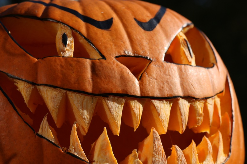 Don't You Know That Pumpkins Are 'Monsters'?
