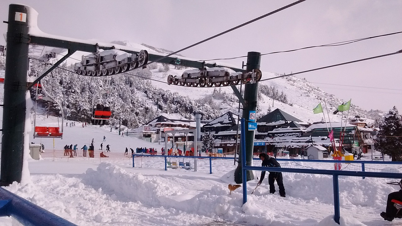 ski center in Bariloche