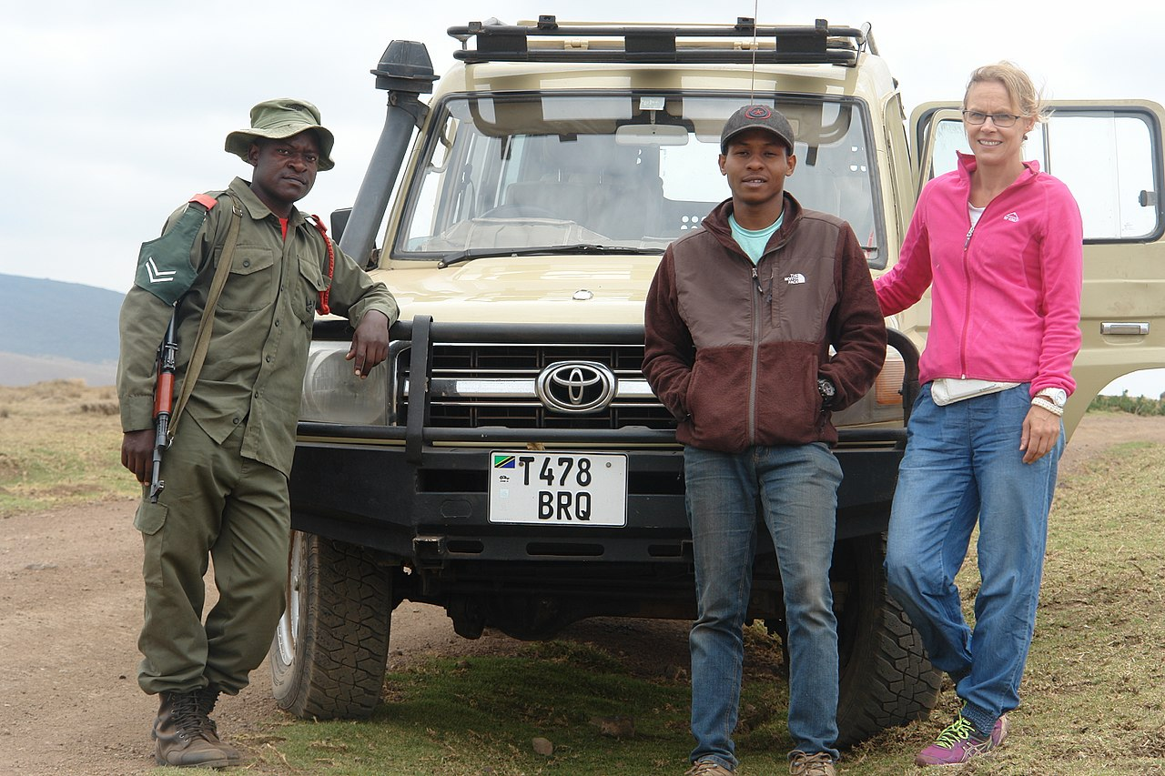Eco tour in Tanzania by Reginald Victor Runyoro Wikimedia Commons