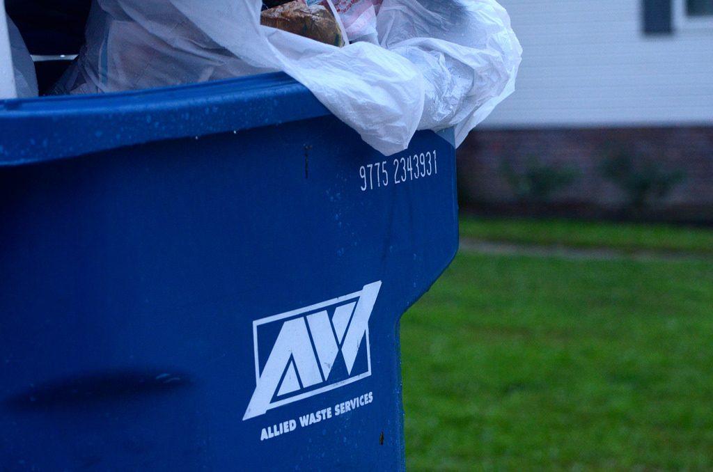 Allied Waste Service by KOMUnews