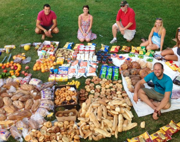 Project Real Junk Food: Imagine Saving Earth By Eating Waste