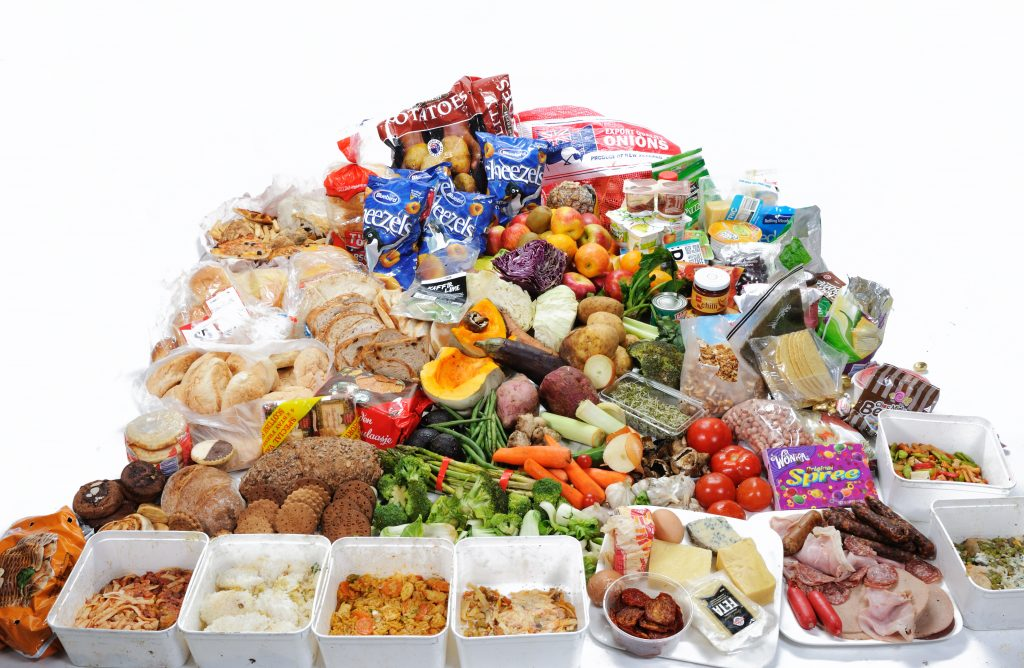 food waste (Wikimedia Commons)