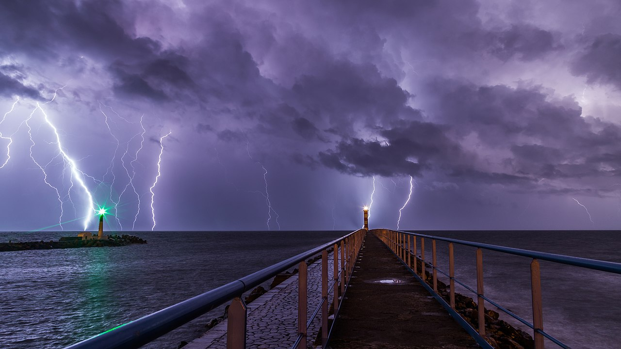 storm by Maxime Raynal Wikimedia Commons