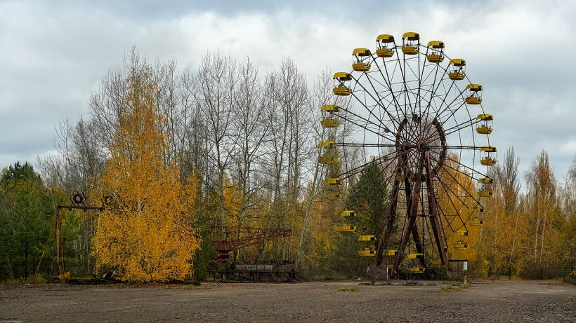 Rise of Chernobyl: This Former Nuclear Plant is Now Producing Solar Power