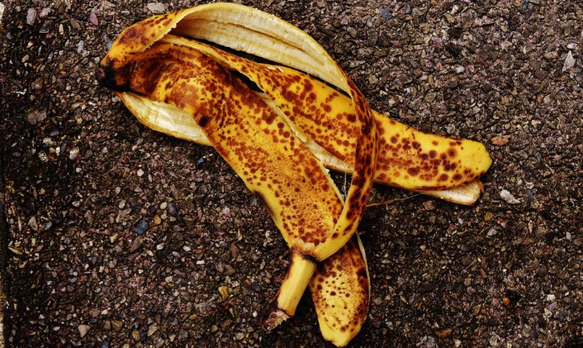 Something Is Happening With Our Banana Now, Similar To Coronavirus