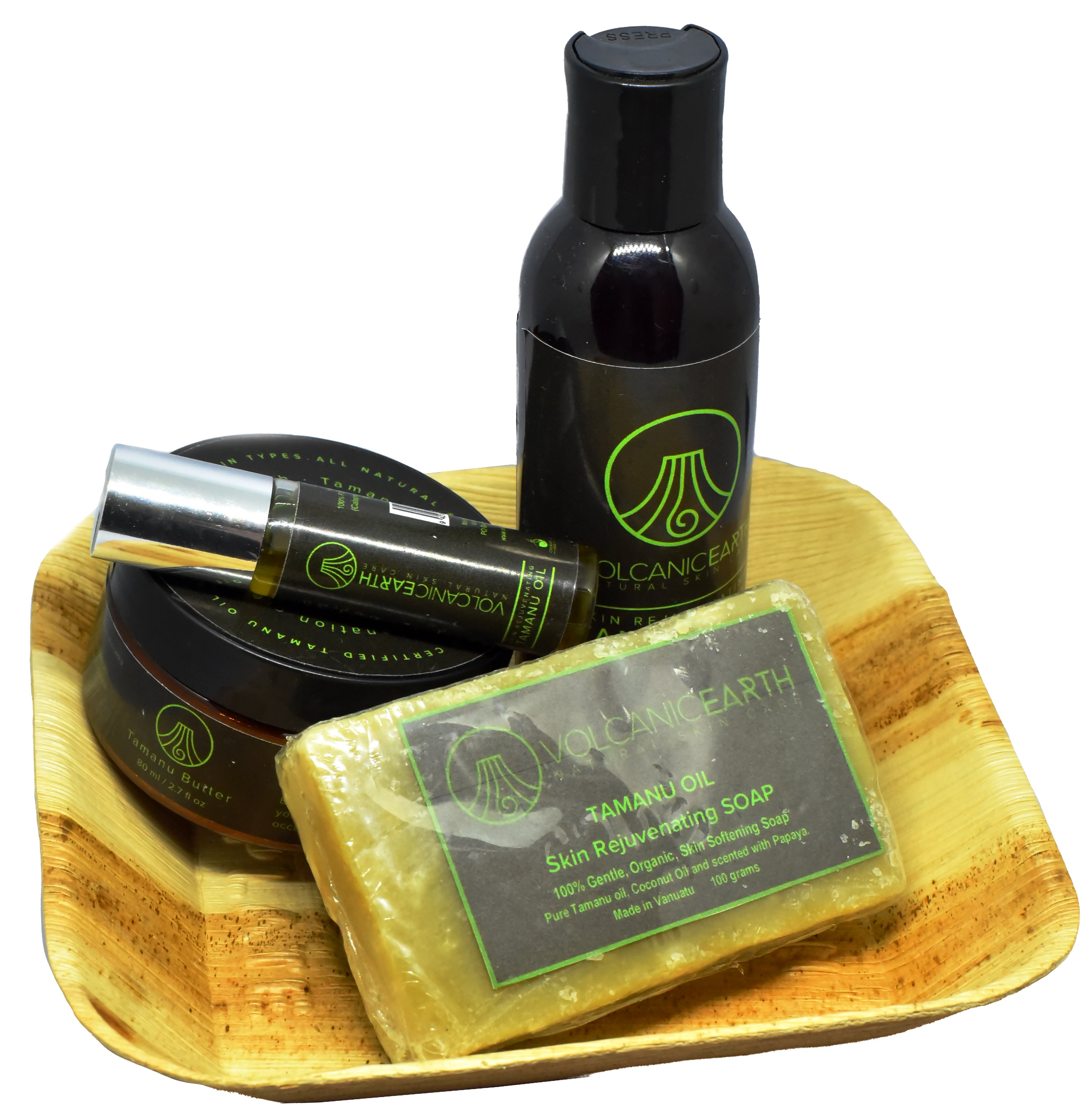 Tamanu Oil Essential Package 2