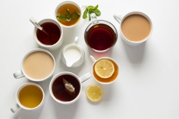 kinds of tea