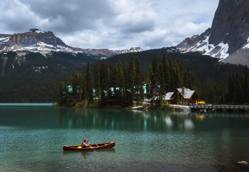 Like Canoeing and Kayaking? These Places are Your Paradise