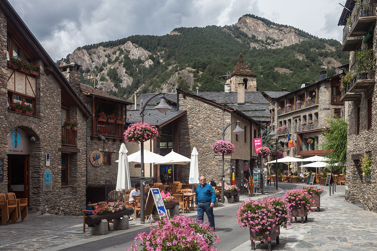 Andorra by Luis Miguel Bugallo Sánchez Wikimedia Commons