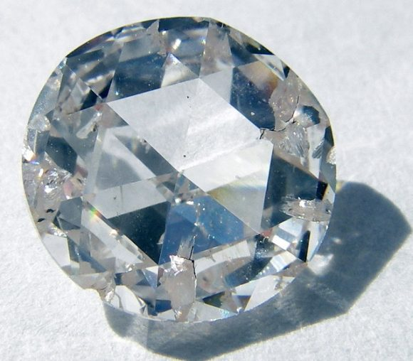 Diamond by Jurvetson