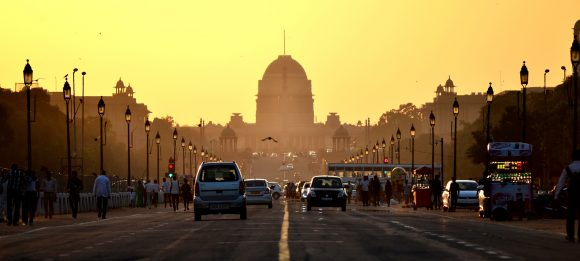 new delhi (WIkimedia COmmons)