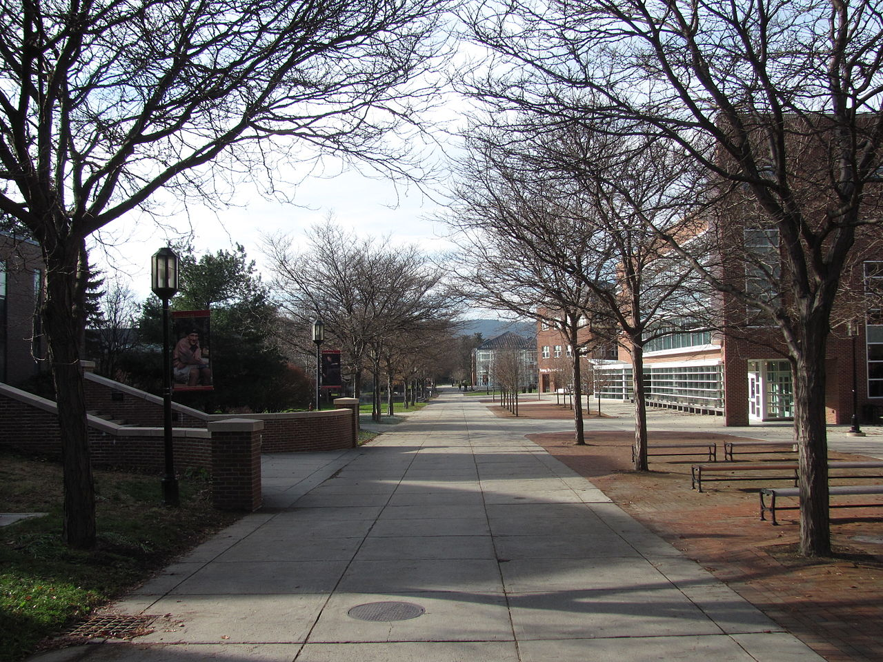 Keen State College Complex by John Phelan Wikimedia Commons