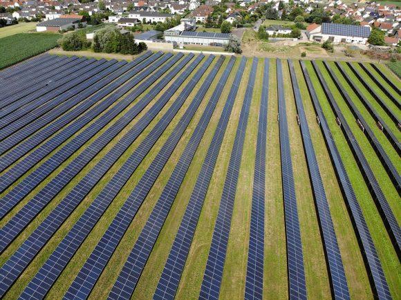Current Sun Renewable Energy Solar System Energy