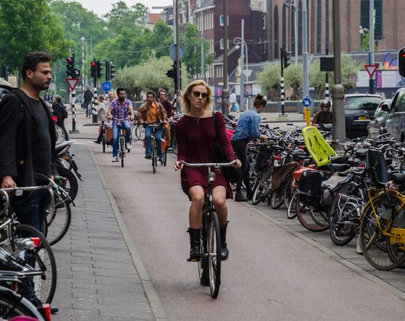 Here Are The Countries With Best Cycling Culture On Earth
