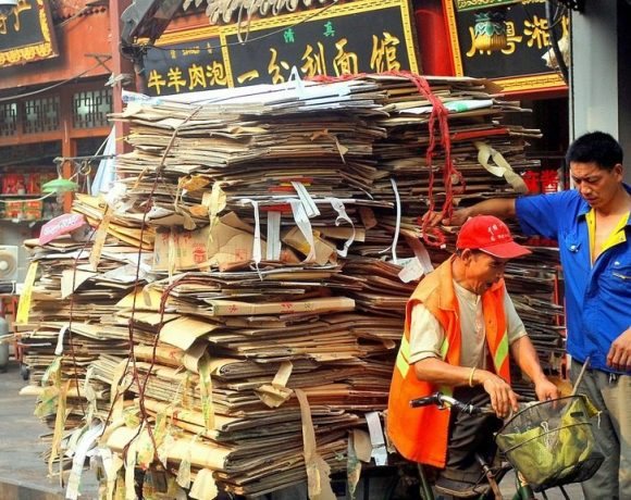 China Waste Trade Ban Is Serious Matter For Other Big Countries
