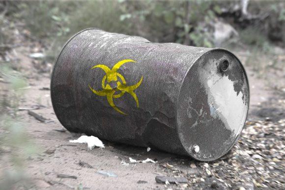 garbage toxic