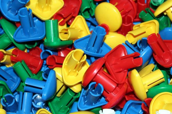 Colorful Toy Pads Color Child Plastic Play
