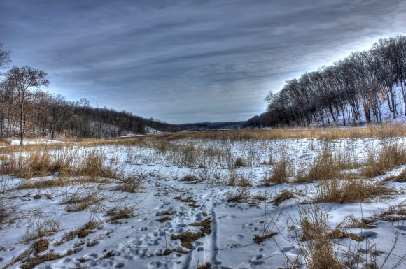 wisconsin-ice-age-trail-winter-tundra (Wikimedia Commons)