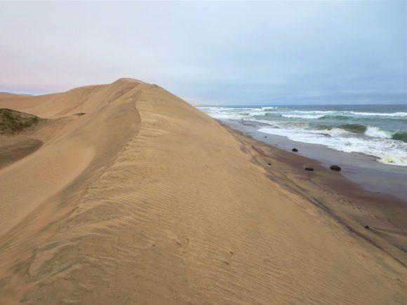 Namib Desert by D-Stanley