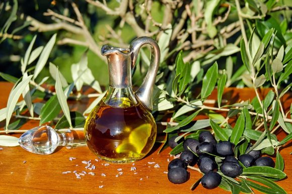 Olive Oil Mediterranean Carafe Food Oil