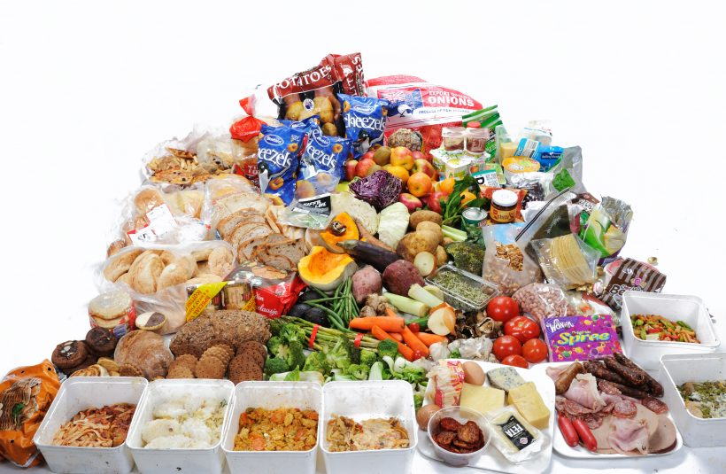 Wasting Food Is Another Way To Harm The Planet