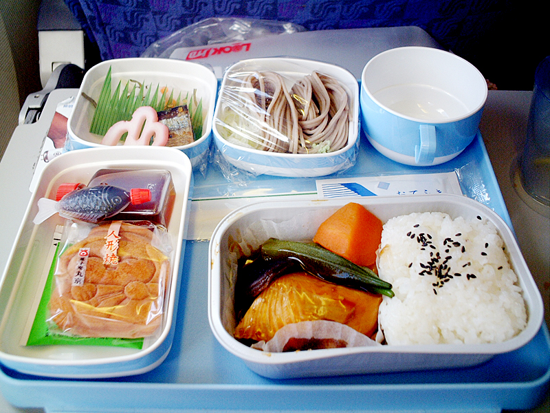 Plane Meals Will Be Eco Friendly in The Future Thanks to This Design