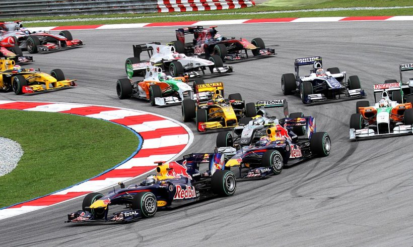 Buckle Up, Formula 1 Is Going to Be Carbon Neutral by 2030