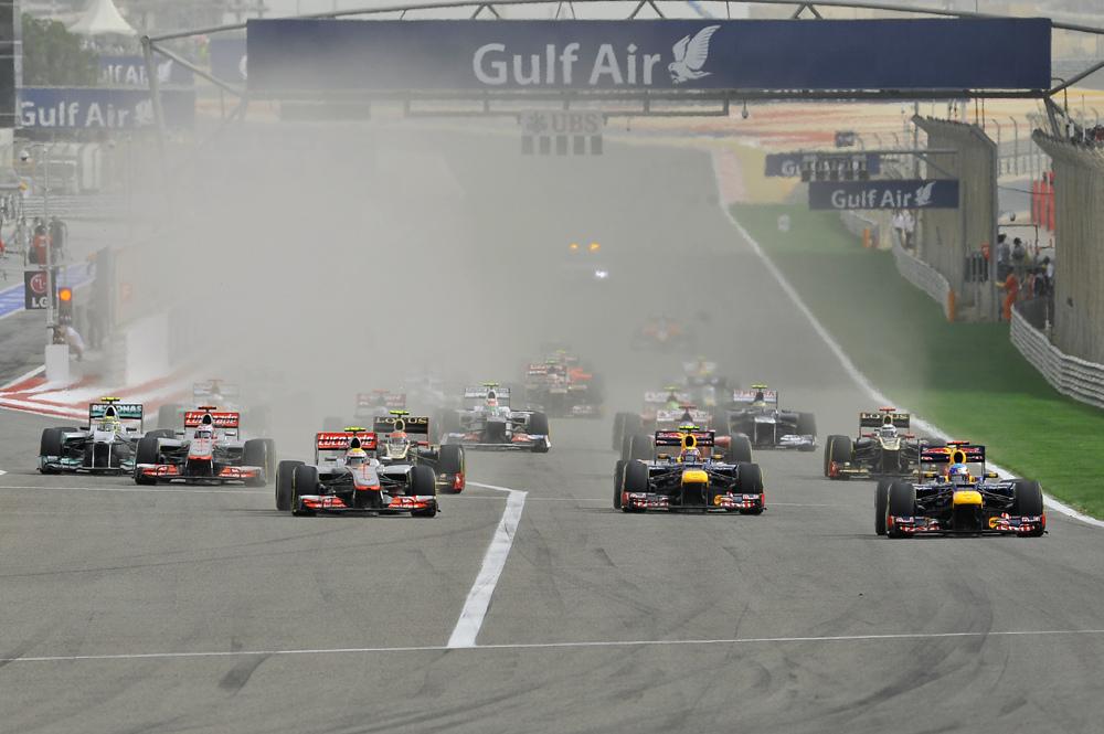 Bahrain Grand Prix by Ryan Bayona Wikimedia Commons