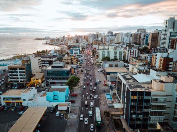 big city carbon footprint