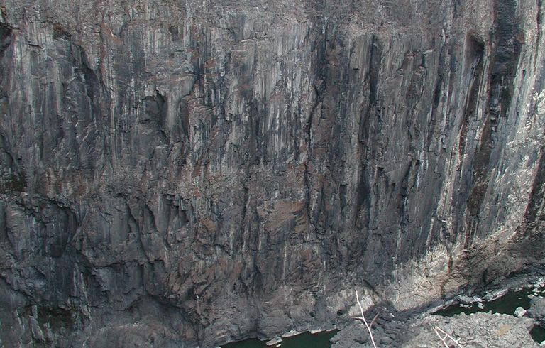 Victoria Falls Drying Up, Climate Change Or Annual Routine?