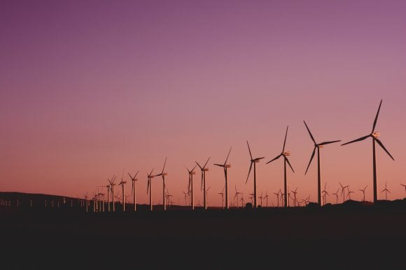 Denmark utilized wind turbines way before other countries began to do the same