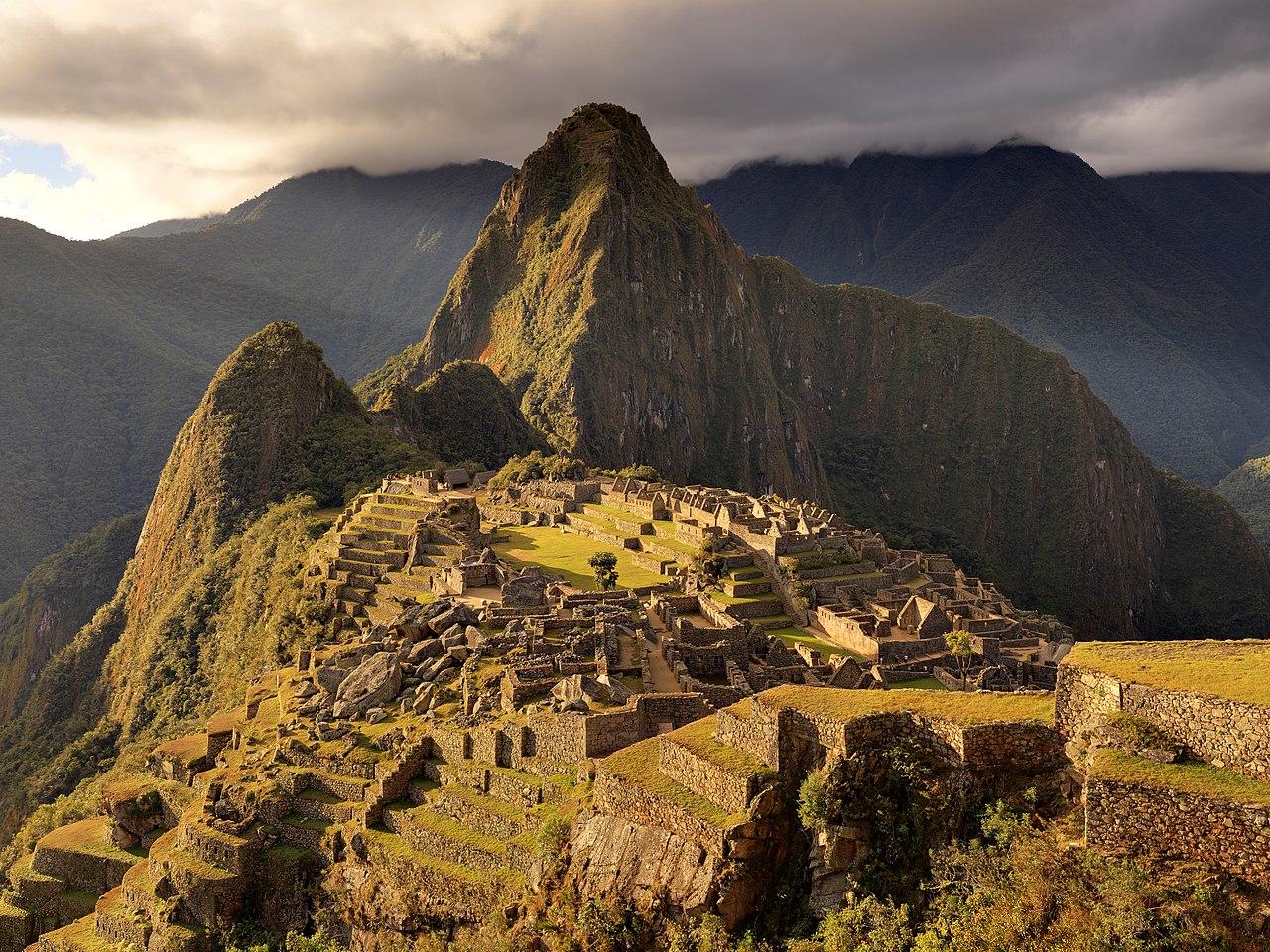 Machu Picchu by Martin St-Amant (S23678) Wikimedia Commons